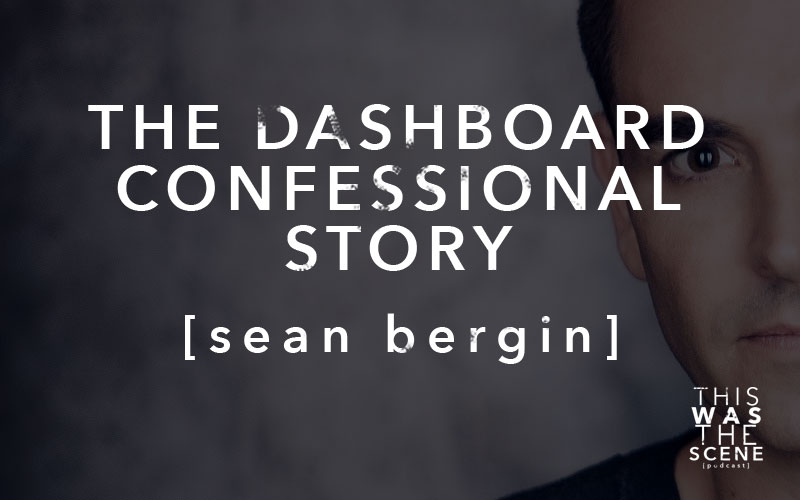 Dashboard Confessional Story