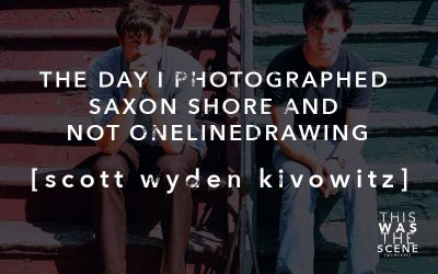 The Day I Photographed Saxon Shore and Not Onelinedrawing