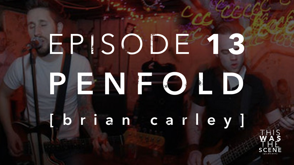 Episode 013 Penfold Brian Carley Interview