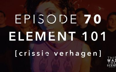Episode 070 Element 101 Interview