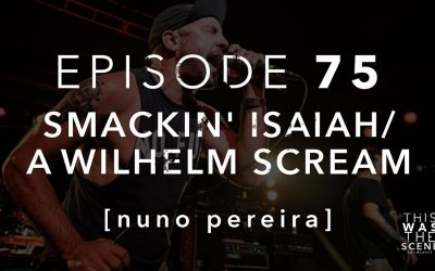 Episode 075 A Wilhelm Scream Nuno Pereira