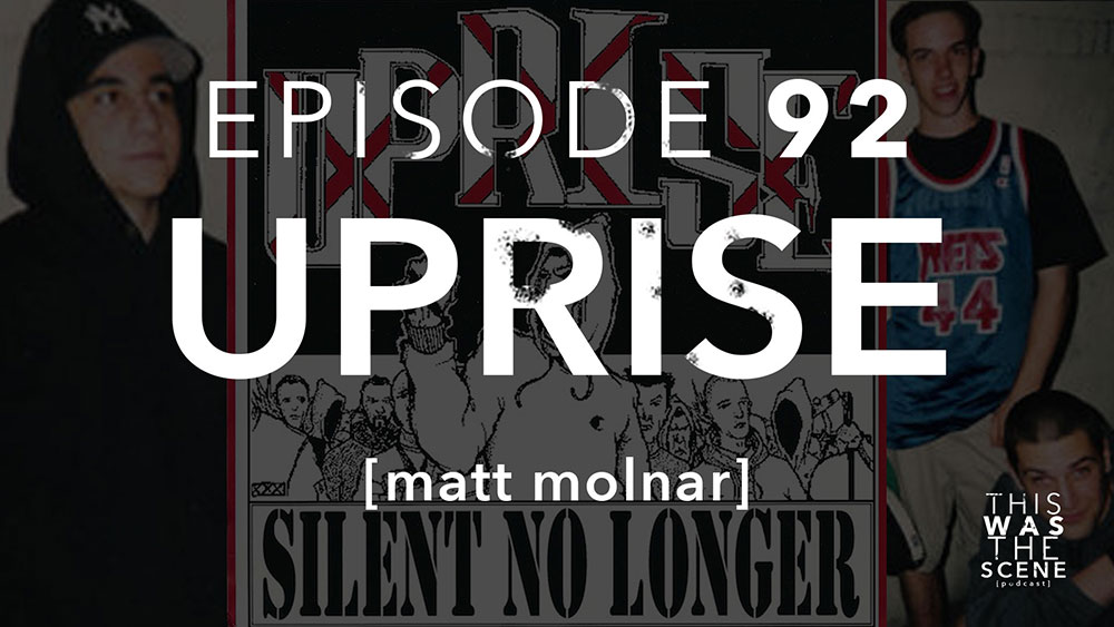 Episode 092 Uprise Matt Molnar