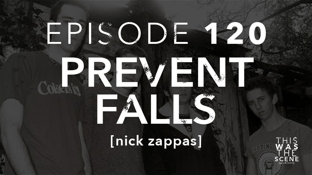 Episode 120 Prevent Falls Nick Zappas