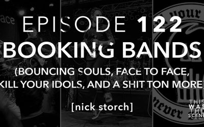 Episode 122 Booking Bands Nick Storch